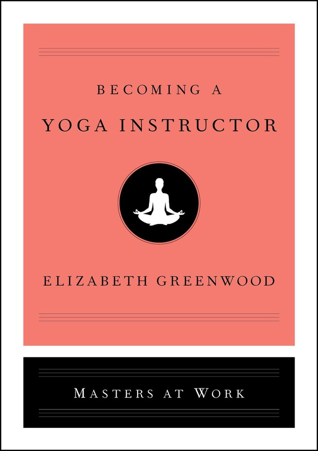 Buy Becoming a Yoga Instructor