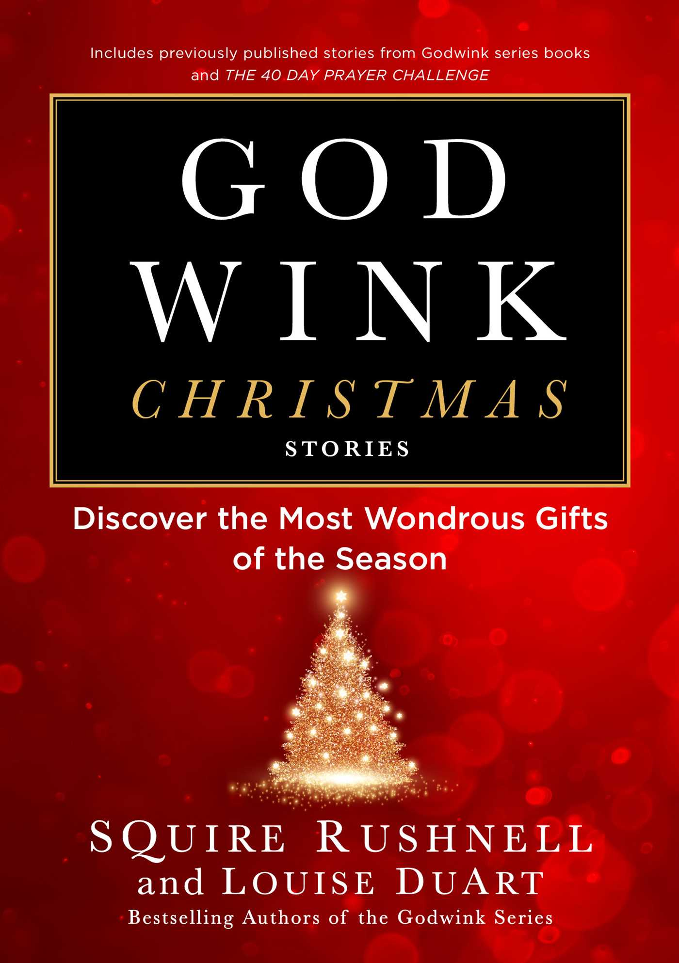 Book Cover Image (jpg): Godwink Christmas Stories