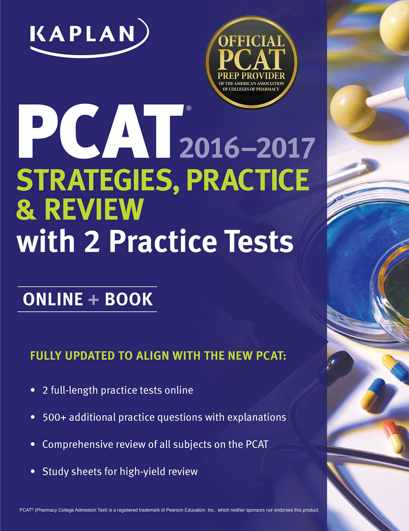 Kaplan pcat 2016 2017 strategies practice and review with 2 kaplan pcat 2016 2017 strategies practice and review with 2 practice tests 9781506207681 hr fandeluxe Choice Image