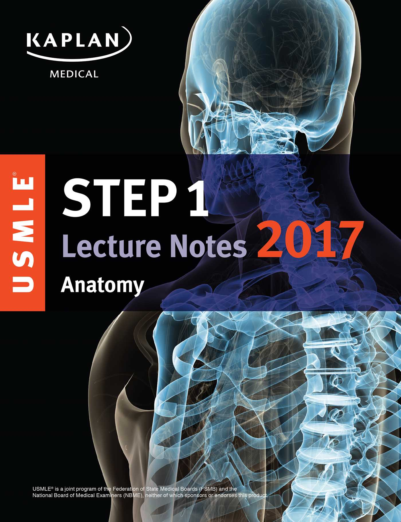 USMLE Step 1 Lecture Notes 2017: Anatomy eBook by Kaplan Medical ...