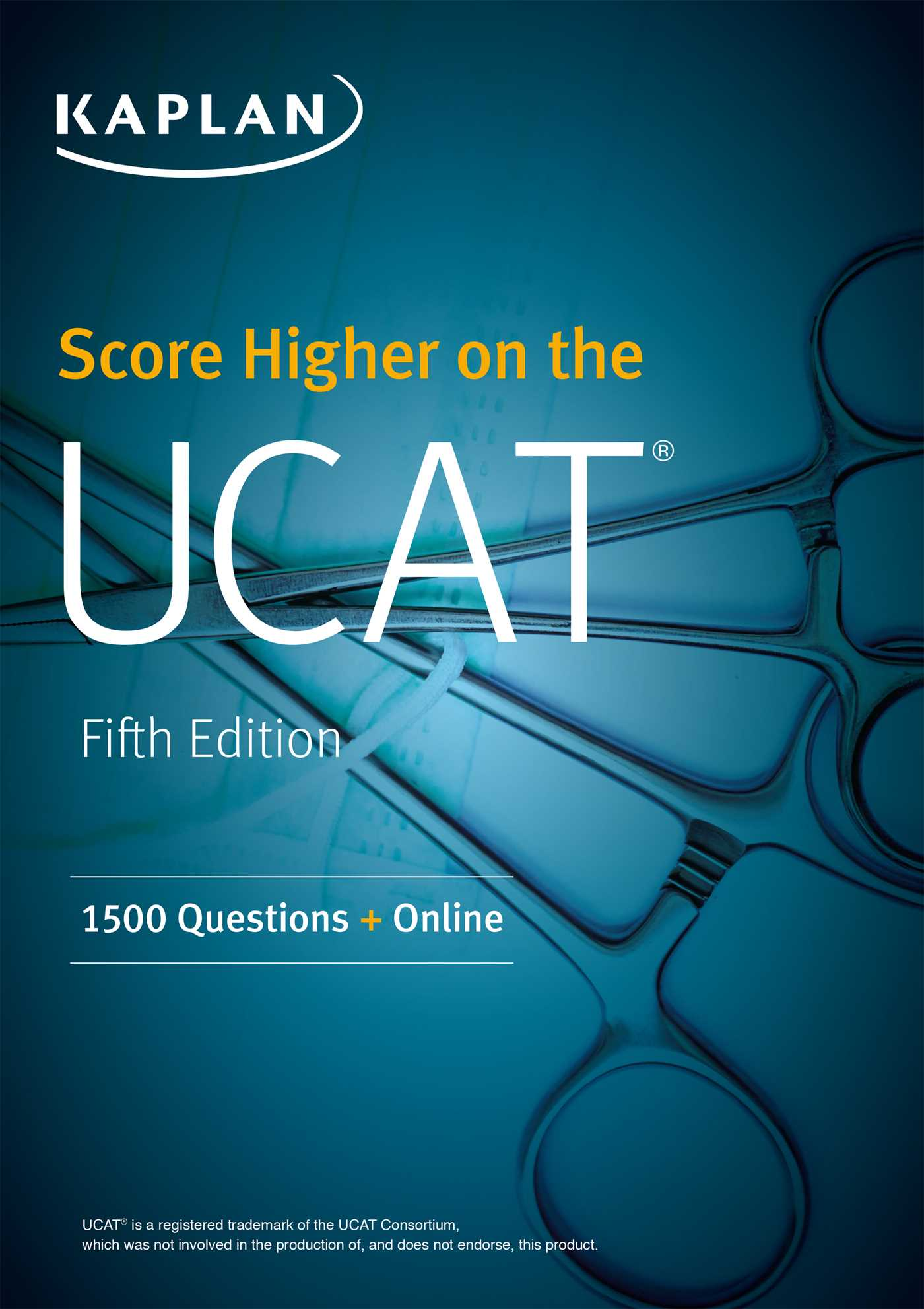 Score Higher on the UCAT | Book by Kaplan Test Prep