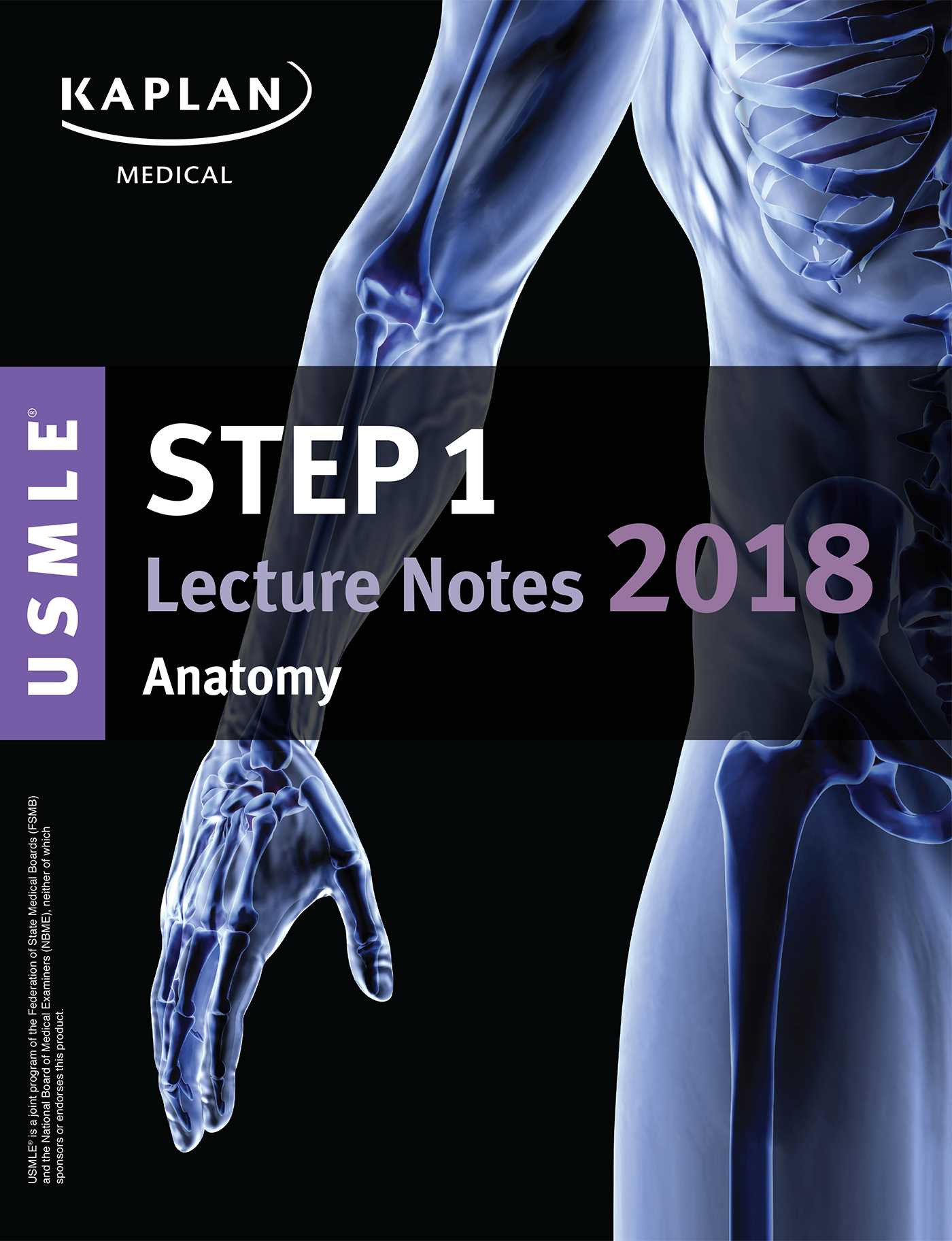 Usmle Step 1 Lecture Notes 2018 Anatomy Ebook By Kaplan Medical
