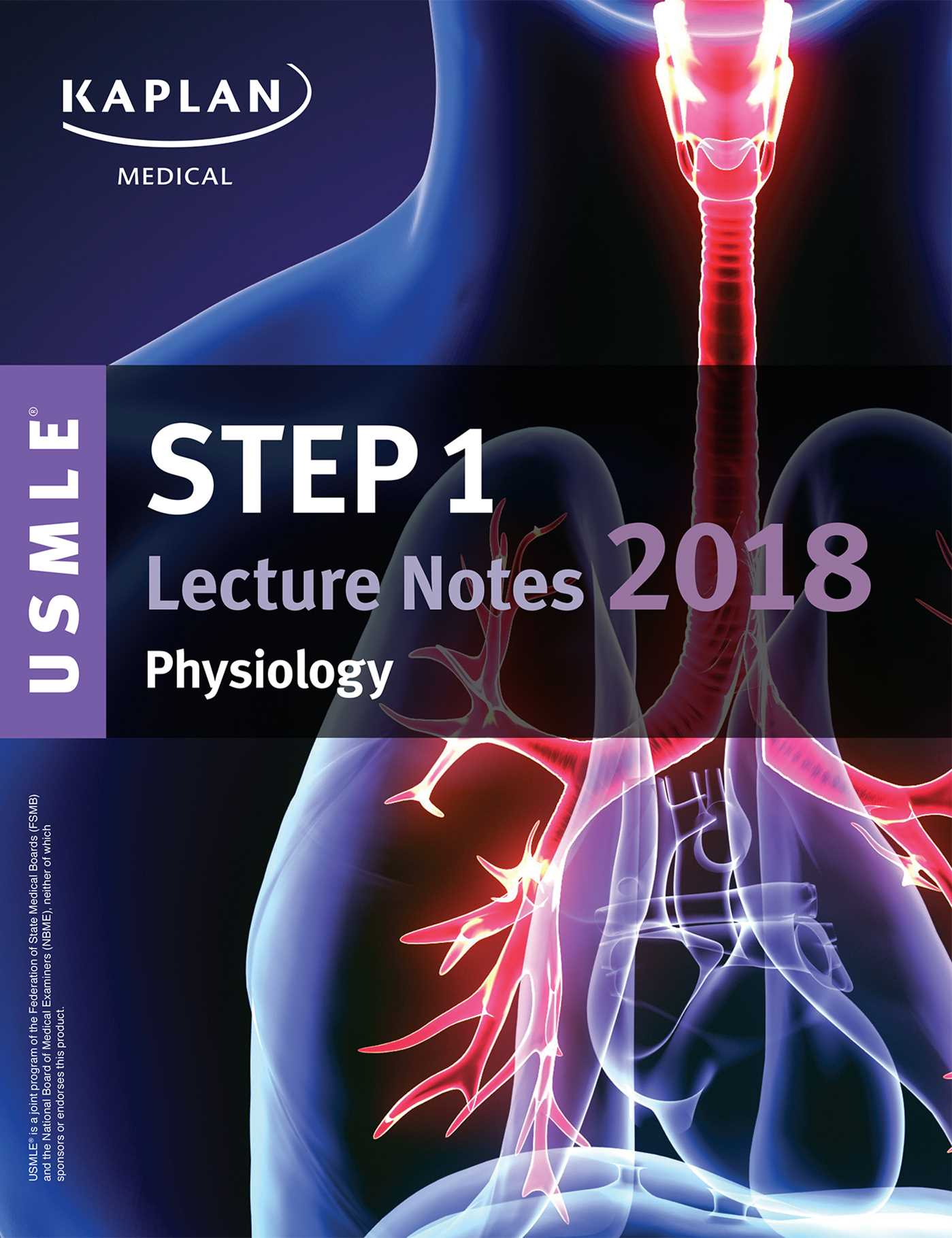 Usmle step 1 lecture notes 2018 physiology 9781506221205 hr