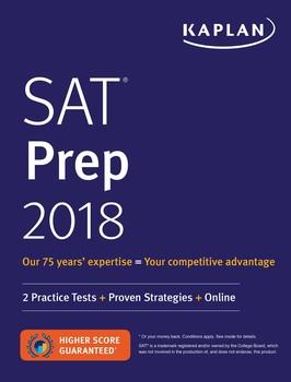 SAT Prep 2018