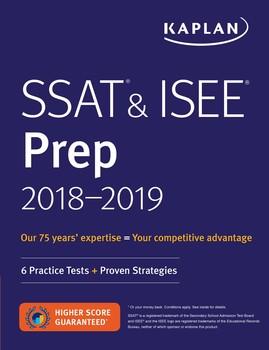 SSAT & ISEE Prep 2018-2019