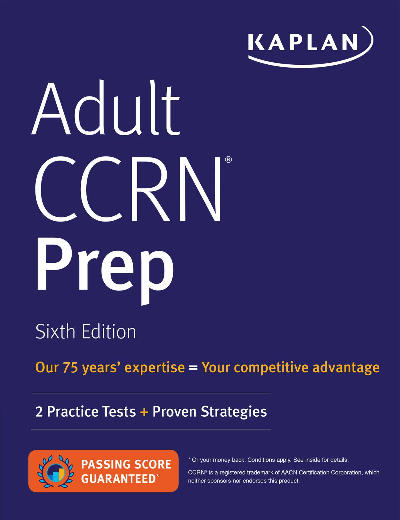 Adult Ccrn Prep Book By Kaplan Nursing Official Publisher Page