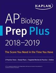 AP Biology Prep Plus 2018-2019
