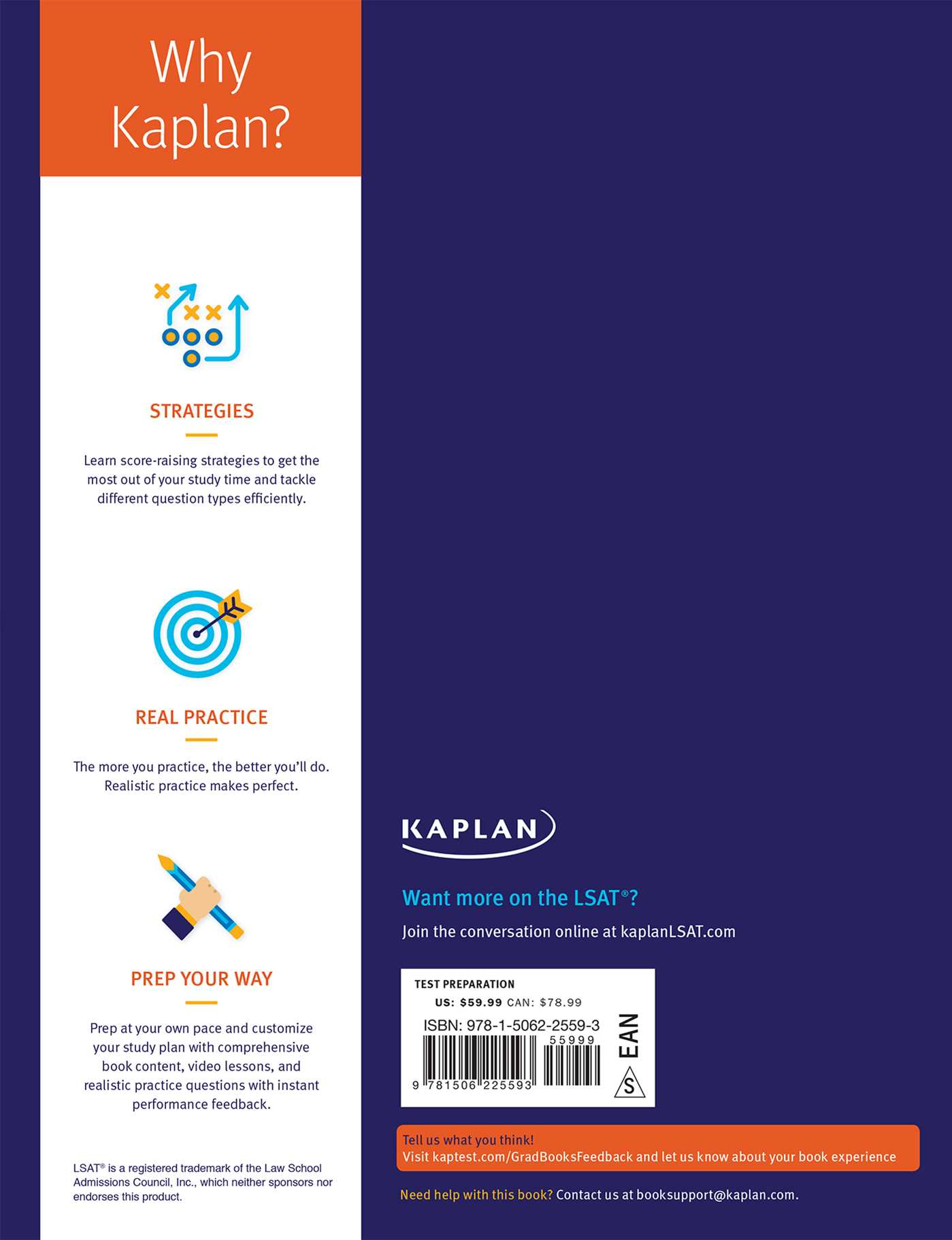 Best lsat prep course 2018 2019 new car reviews by language kompis lsat unlocked 2018 2019 book by kaplan test prep malvernweather Choice Image