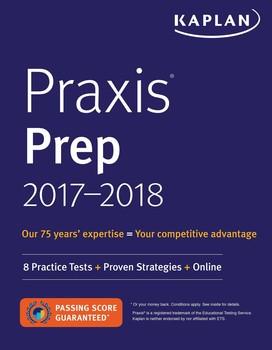 Praxis Prep 2017-2018