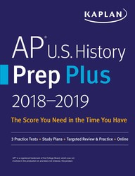 AP U.S. History Prep Plus 2018-2019 FREE for a limited time.