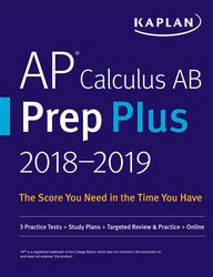AP Calculus AB Prep Plus 2018-2019 FREE for a limited time.