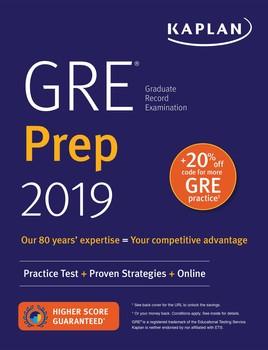 GRE Prep 2019