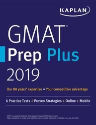GMAT Prep Plus 2019