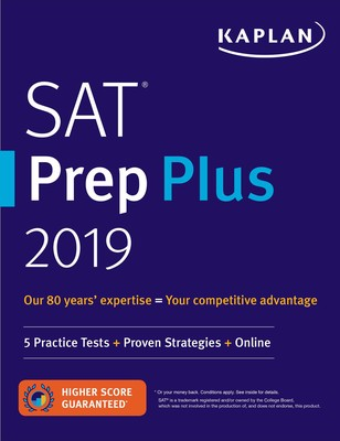 SAT Prep Plus 2019