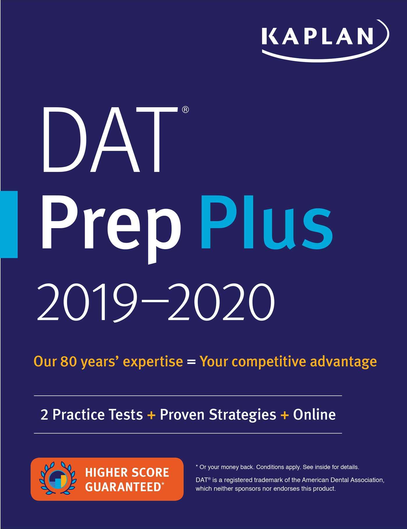 Dat Prep Plus 2018 2019 9781506235257 Hr