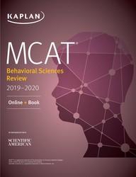 MCAT Behavioral Sciences Review 2019-2020