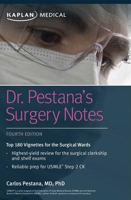 Dr  Pestana's Surgery Notes | Book by Carlos Pestana