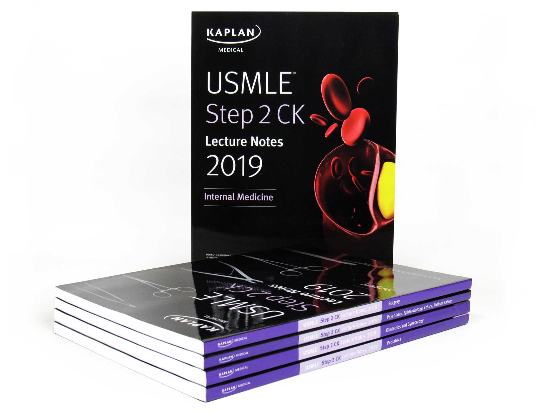 USMLE Step 2 CK Lecture Notes 2019: 5-book set | Book by