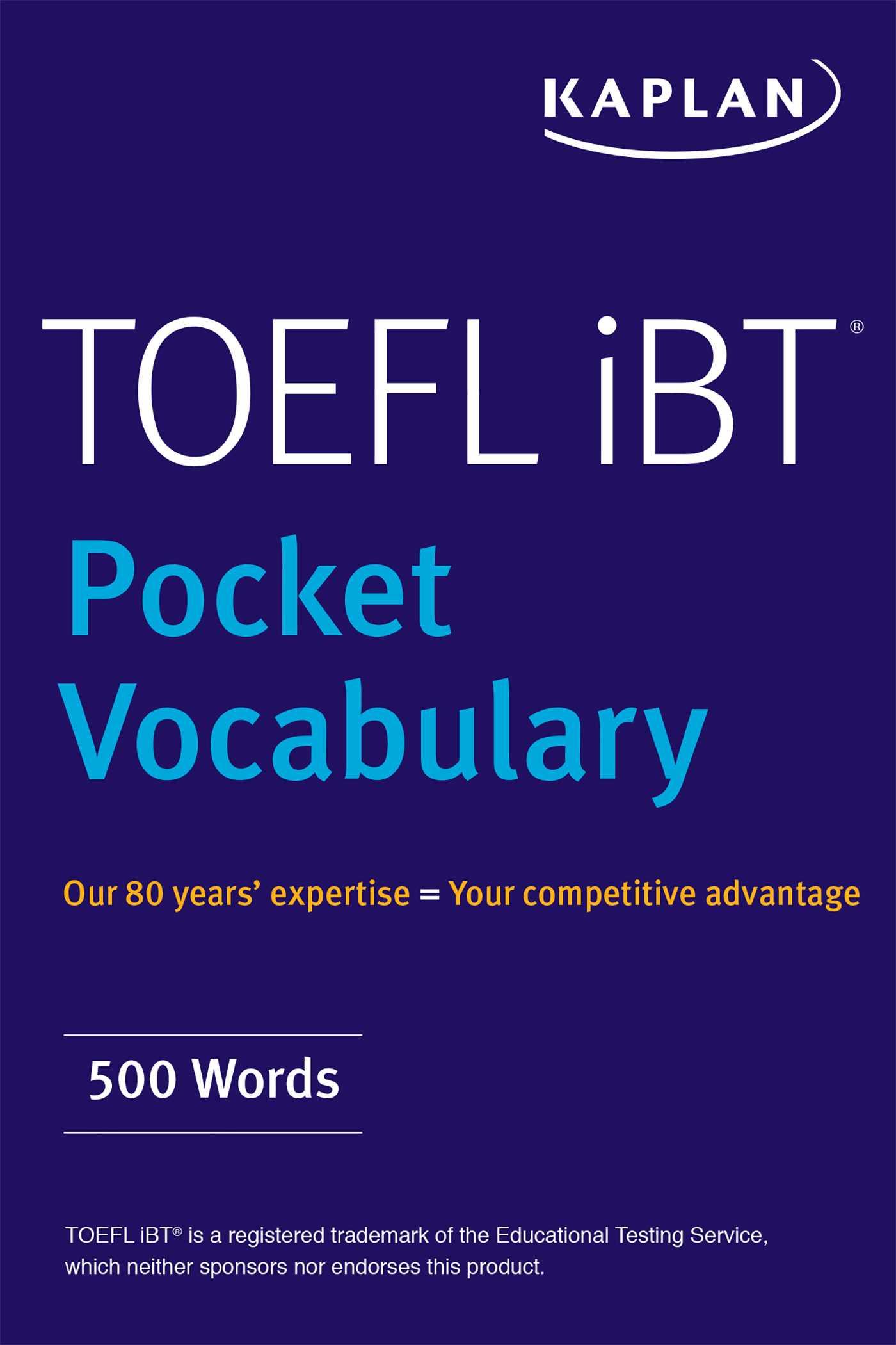 Toefl pocket vocabulary 9781506237343 hr