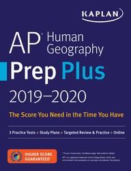 AP Human Geography Prep Plus 2019-2020