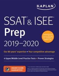 SSAT & ISEE Prep 2019-2020