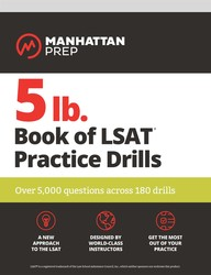 5lb Book of LSAT Practice Drills