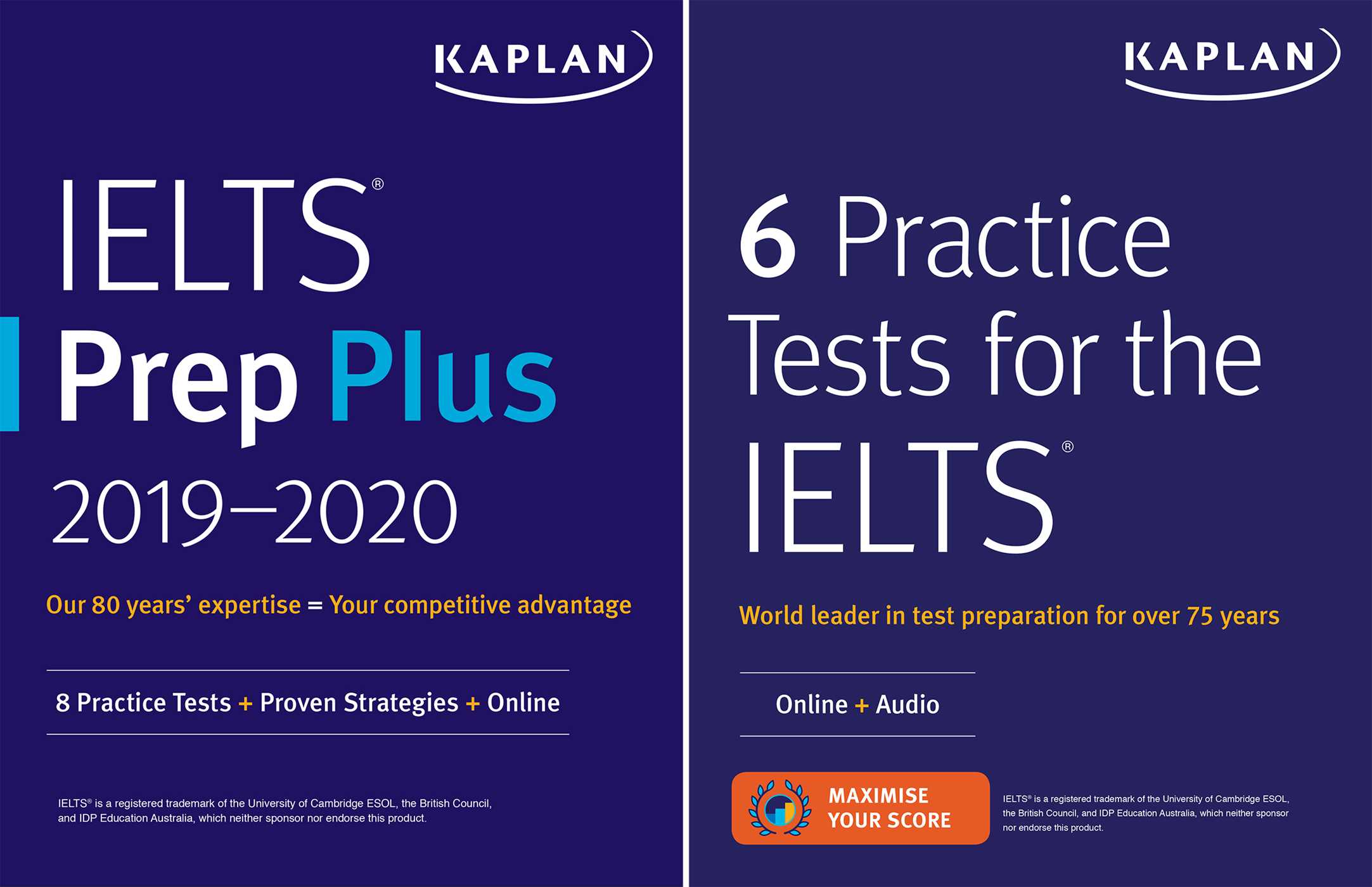 Ielts prep set book by kaplan test prep official publisher page ielts prep set 9781506245126 hr fandeluxe Images