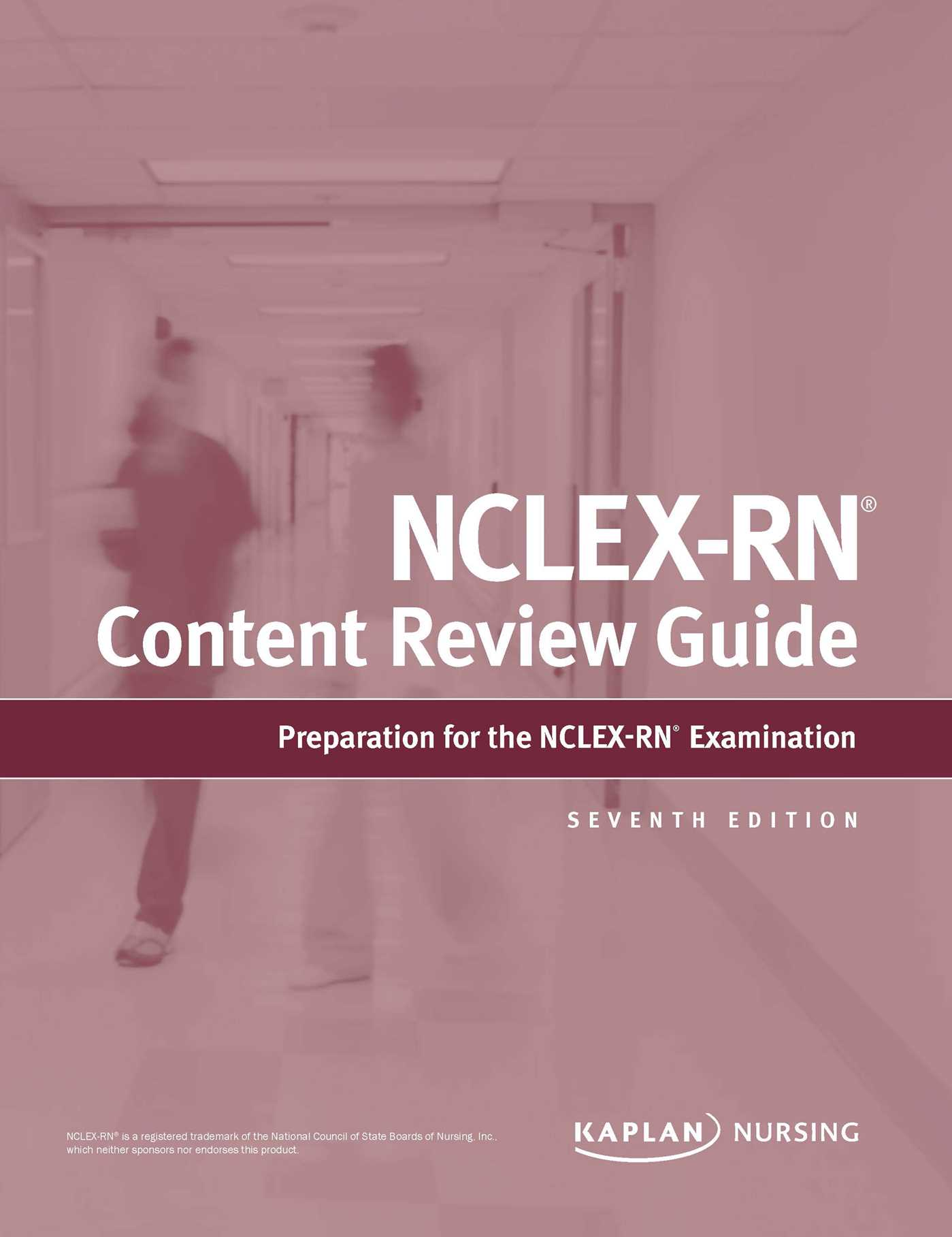 Nclex rn content review guide 9781506245515 hr