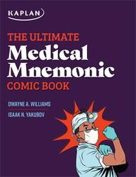 Ultimate Med Mnemonics Comic Book