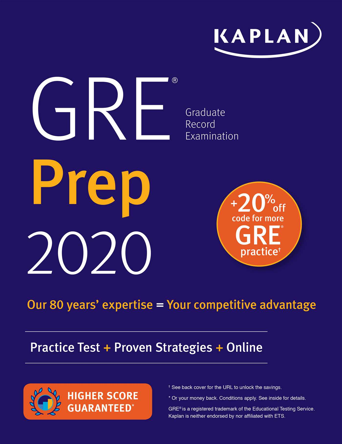 Best Gre Prep Book 2020 GRE Prep 2020 | Book by Kaplan Test Prep | Official Publisher Page