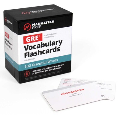 LSAT Vocabulary List with Flashcards