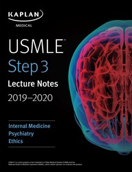 USMLE Step 2 CK Lecture Notes 2019: Obstetrics/Gynecology eBook by
