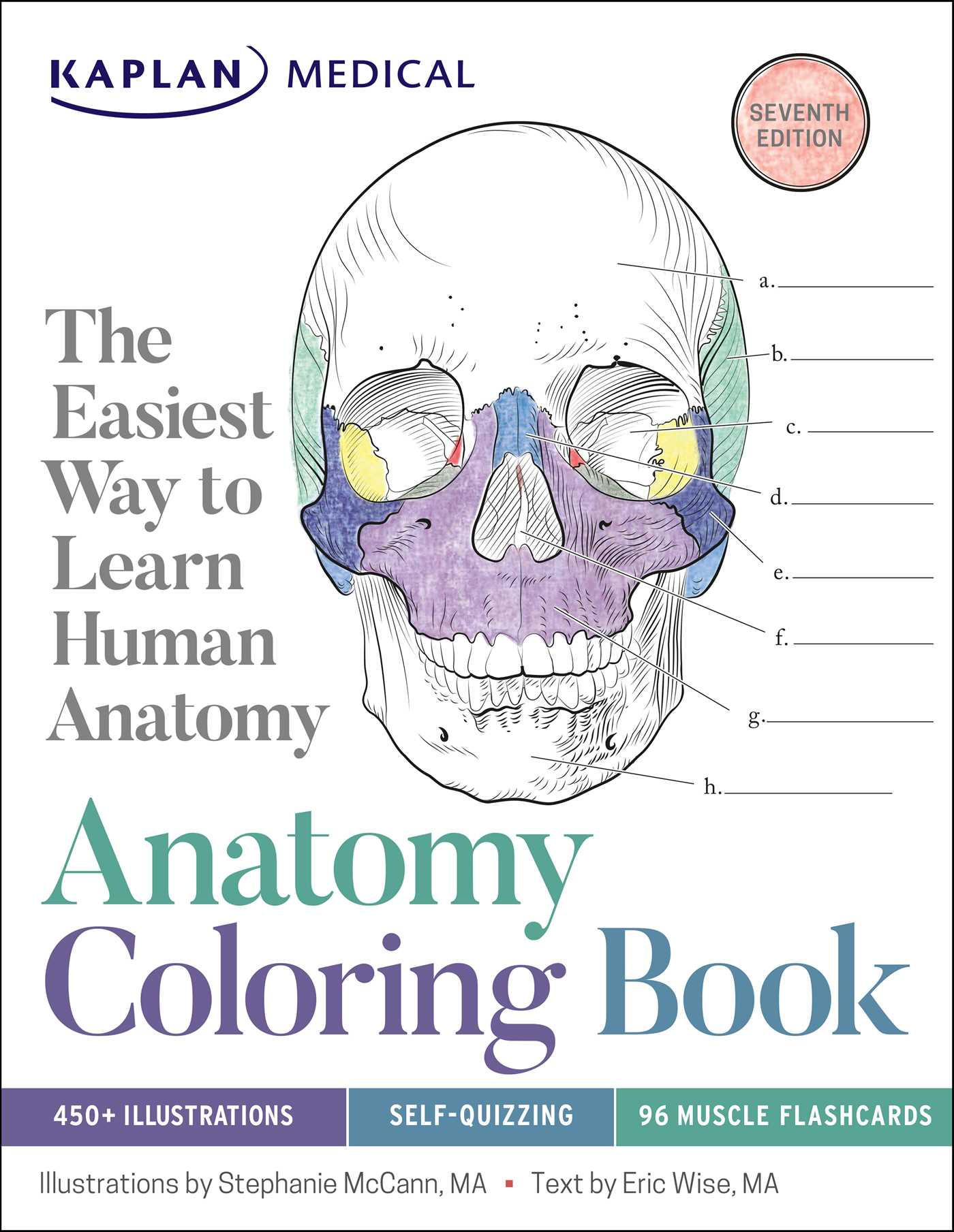 - Anatomy Coloring Book Book By Stephanie McCann, Eric Wise
