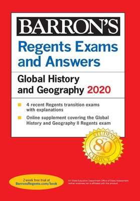 Regents Exams and Answers: Global History and Geography ...