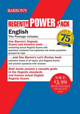 Regents English Power Pack | Book by Carol Chaitkin | Official