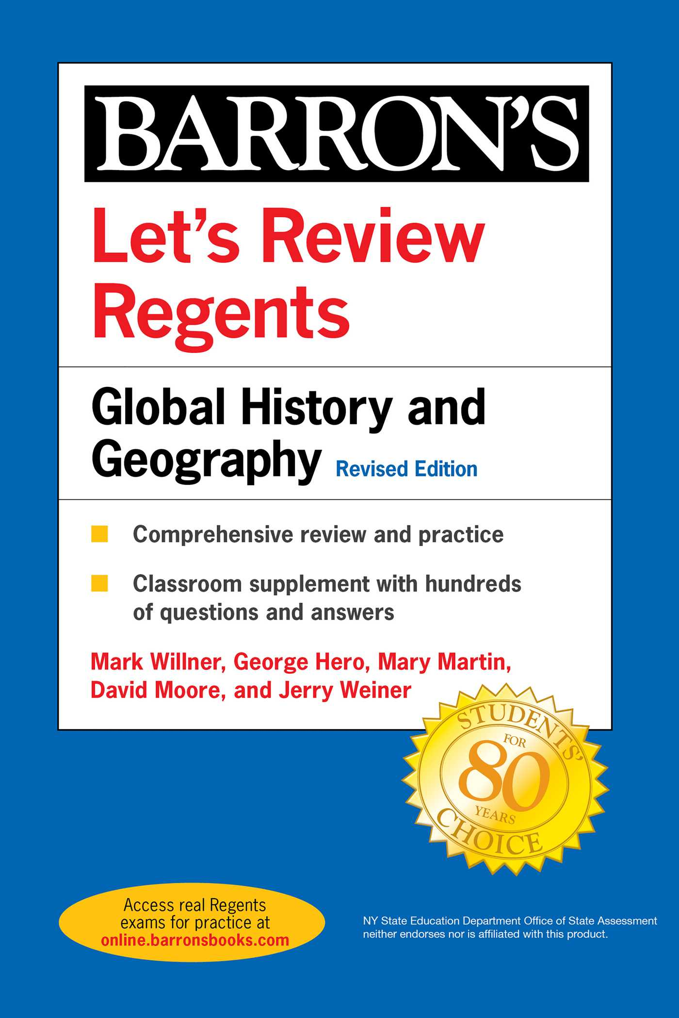 Let's Review Regents: Global History and Geography 2021 ...