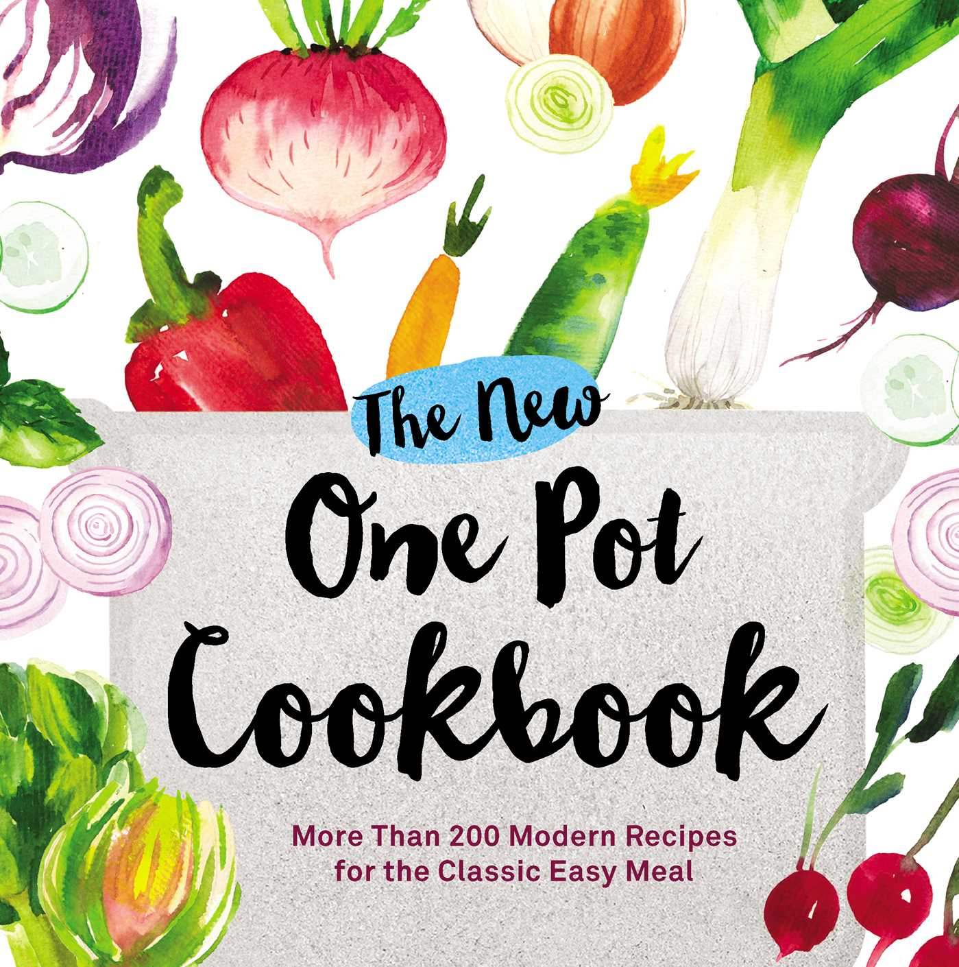 The new one pot cookbook 9781507200254 hr
