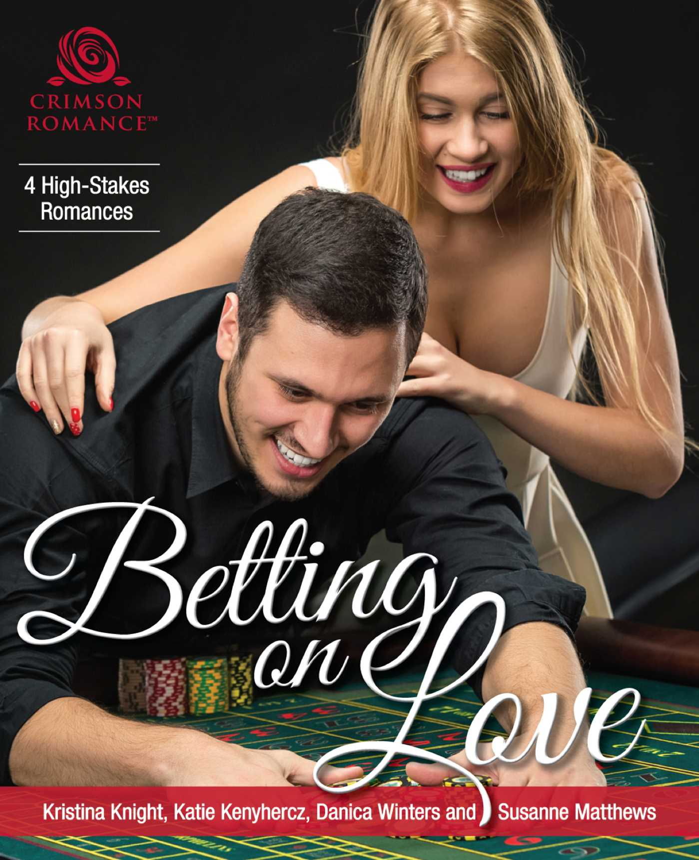 Betting on love 9781507200452 hr