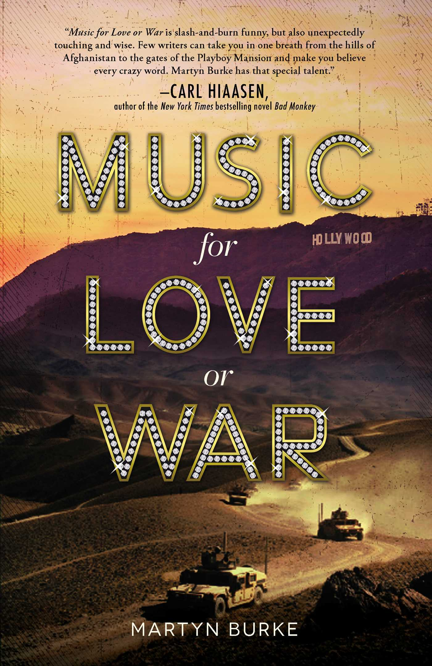 Music for love or war 9781507200926 hr