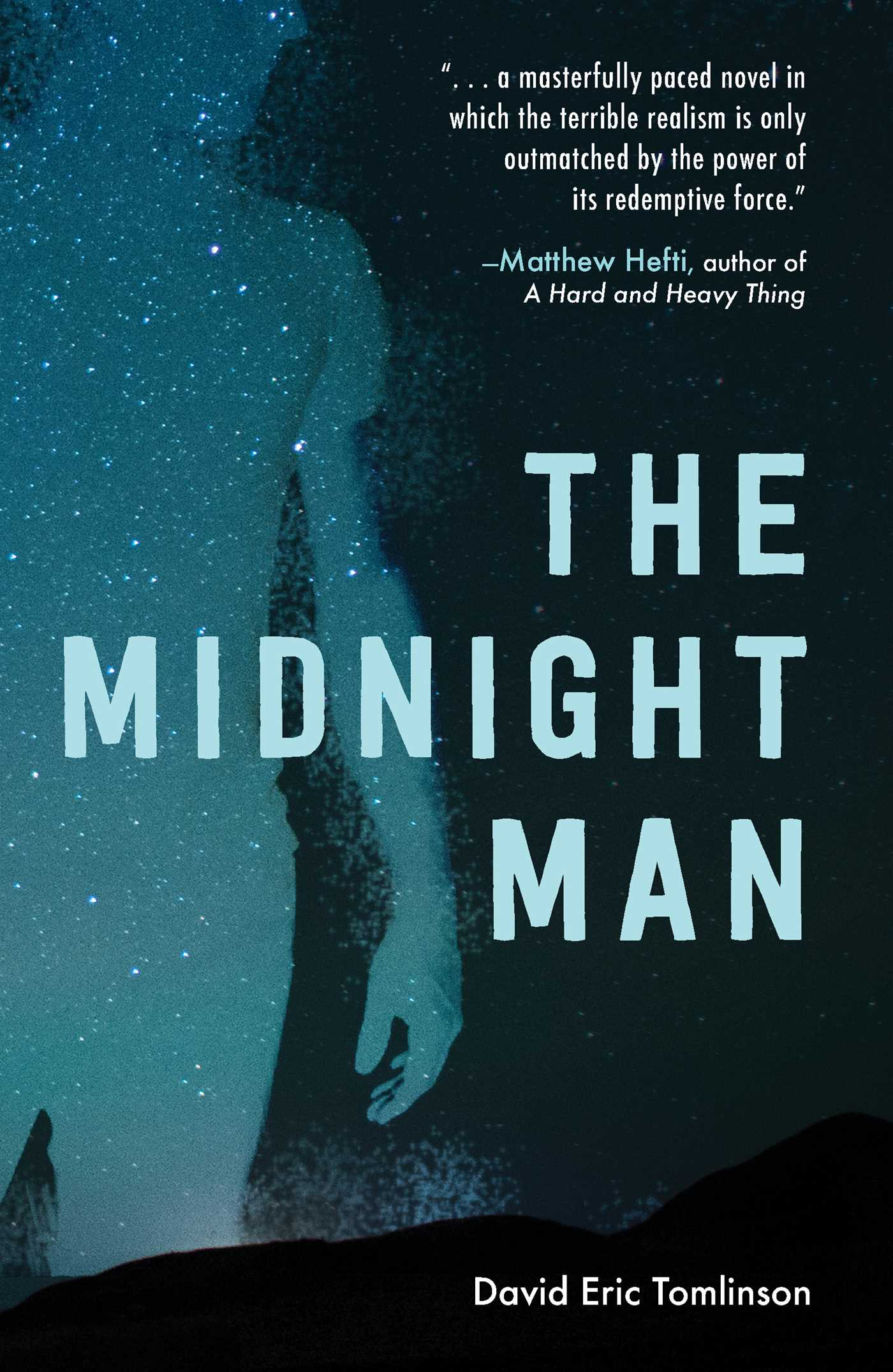 The midnight man 9781507201091 hr