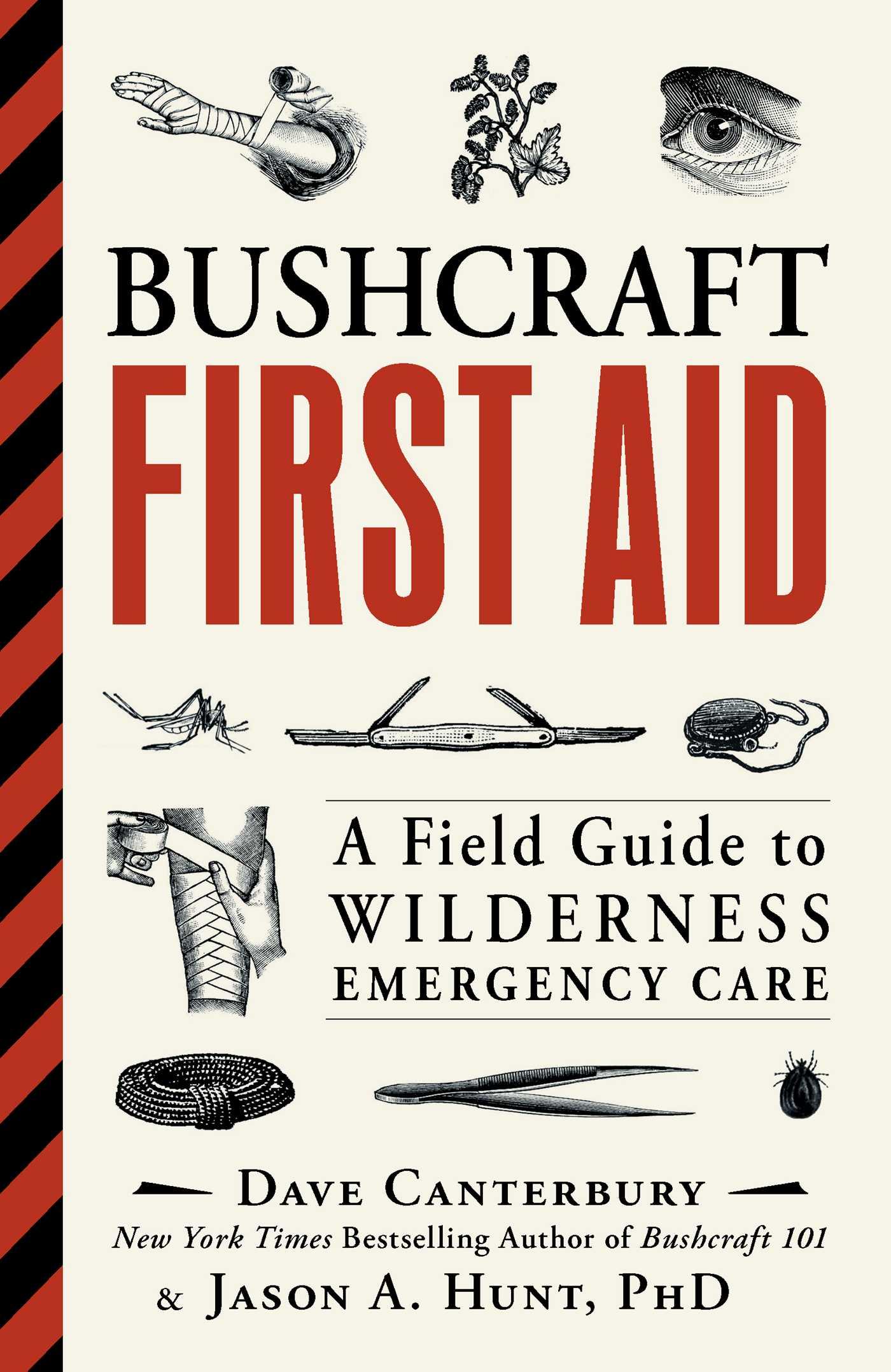 Bushcraft first aid 9781507202340 hr