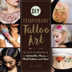 DIY Temporary Tattoo Art