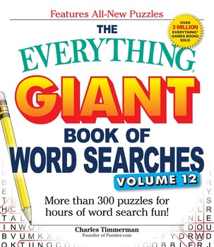 The Everything Giant Book of Word Searches, Volume 12
