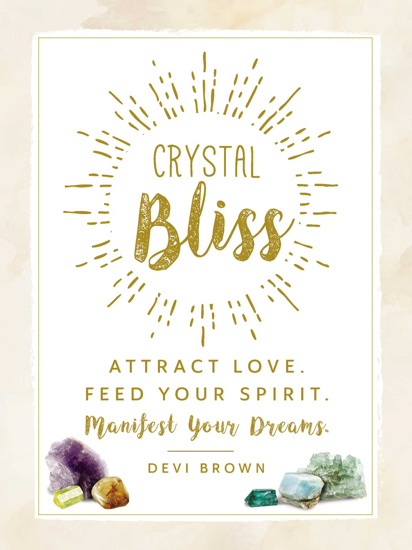 Crystal bliss 9781507202609 hr