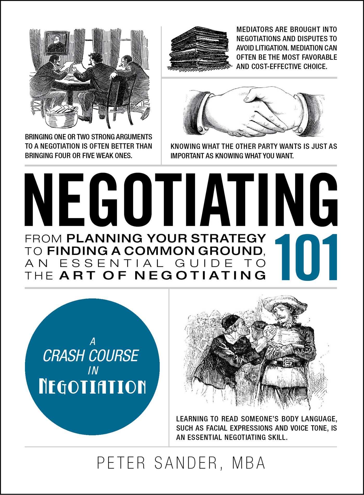 negotiation book