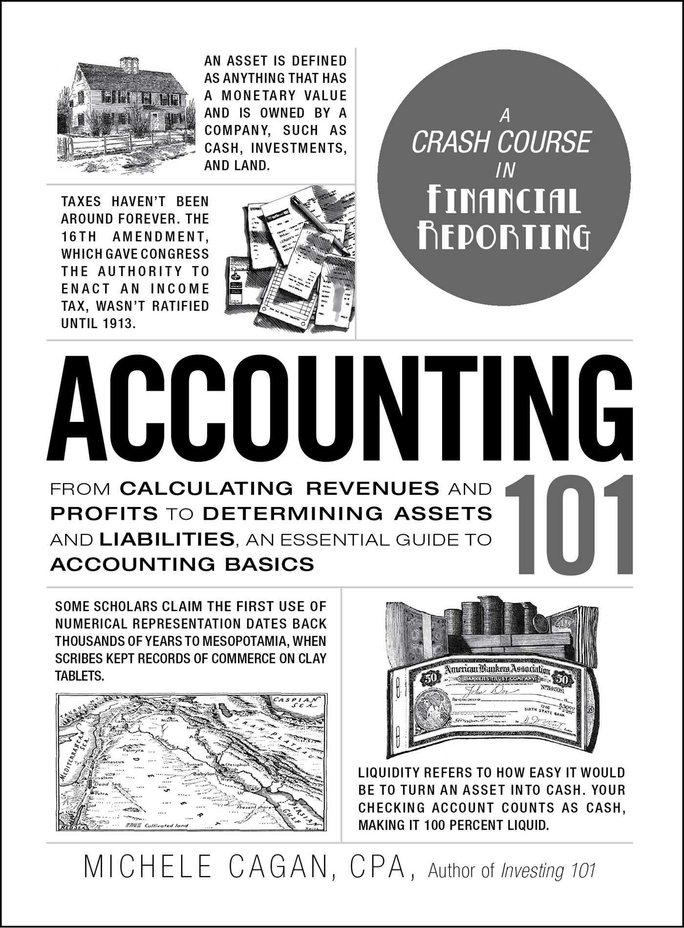Accounting 101 9781507202920 hr