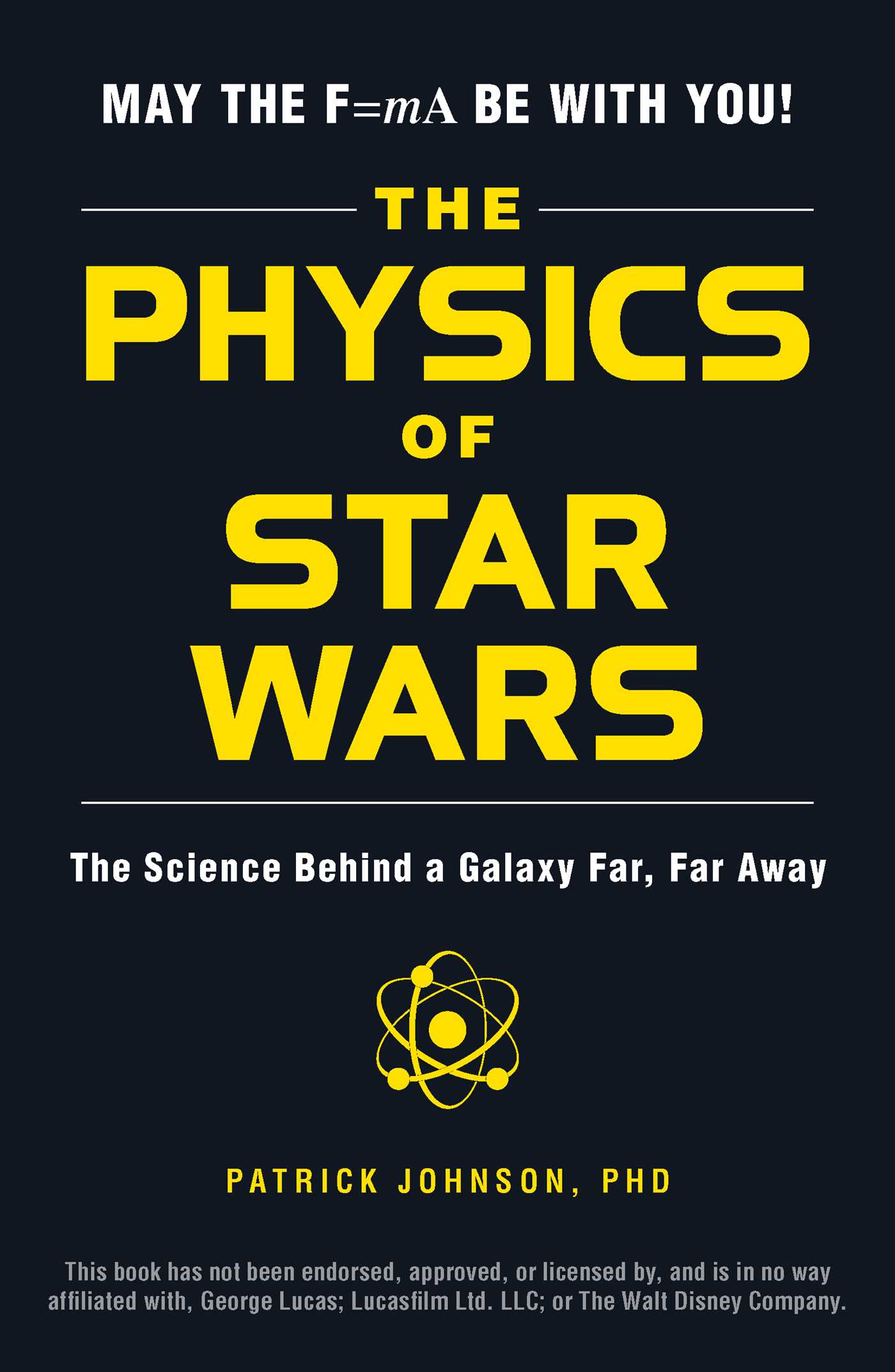 The physics of star wars 9781507203316 hr