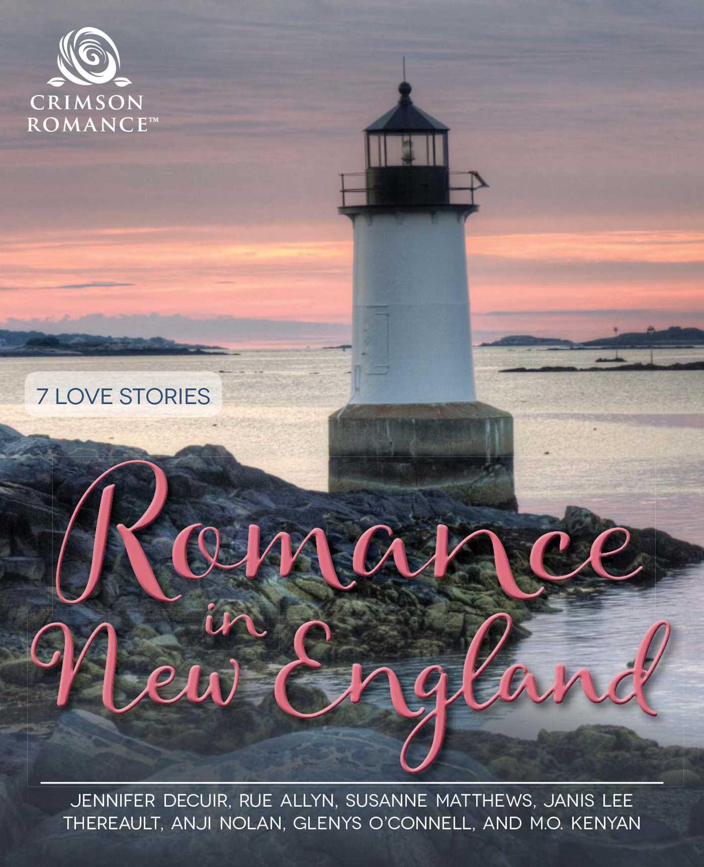 Romance in new england 9781507203514 hr