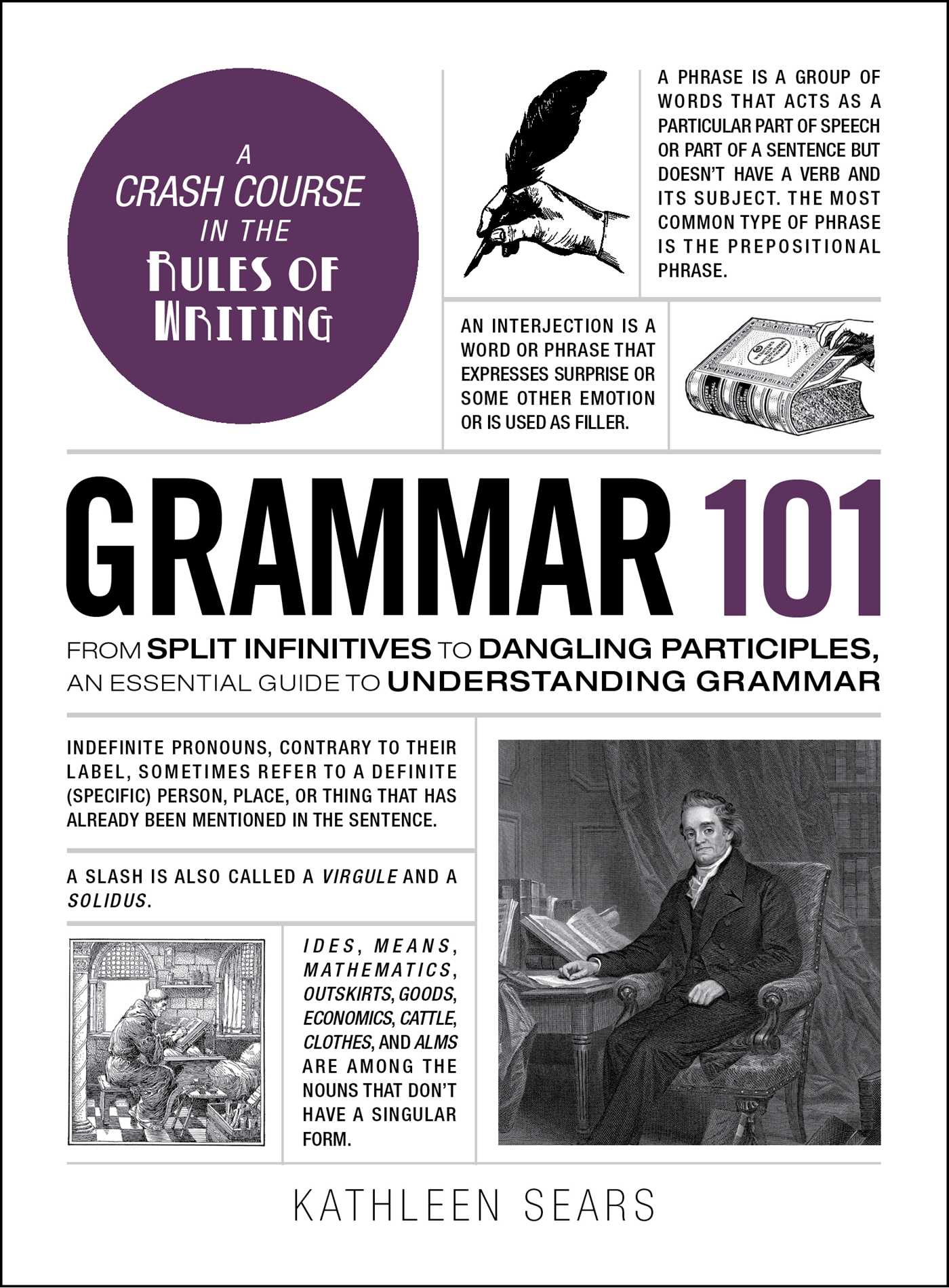 Grammar 101 | Book by Kathleen Sears | Official Publisher Page