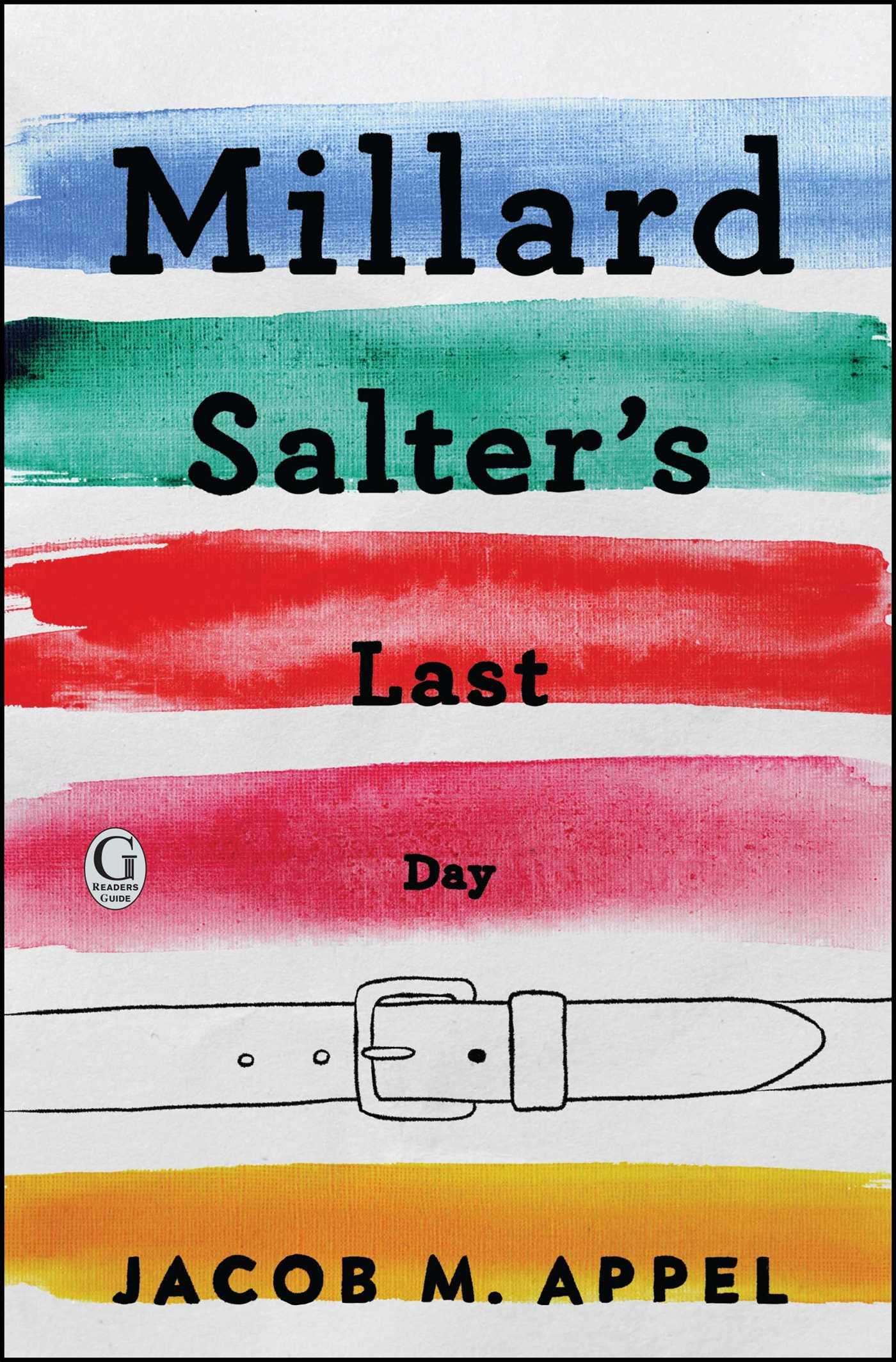 Millard salters last day 9781507204085 hr